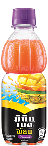 Minute Maid Pulpy Mixed Fruits